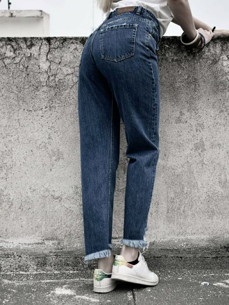 Mom's Style Jean